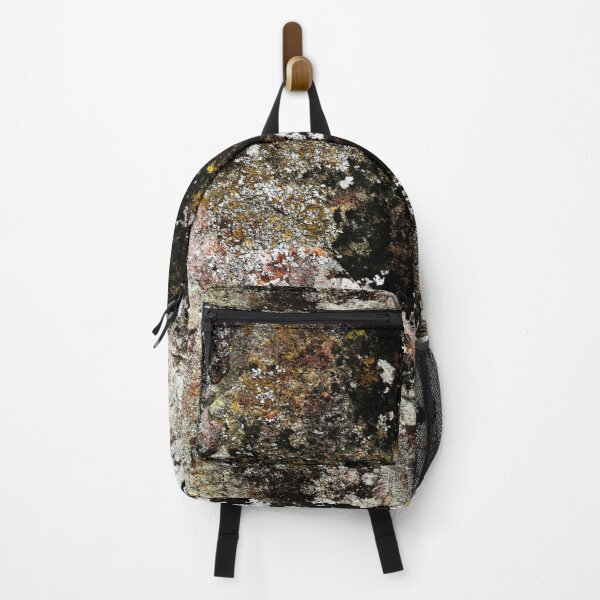 Nature's Finest Artwork On A Rock Backpack