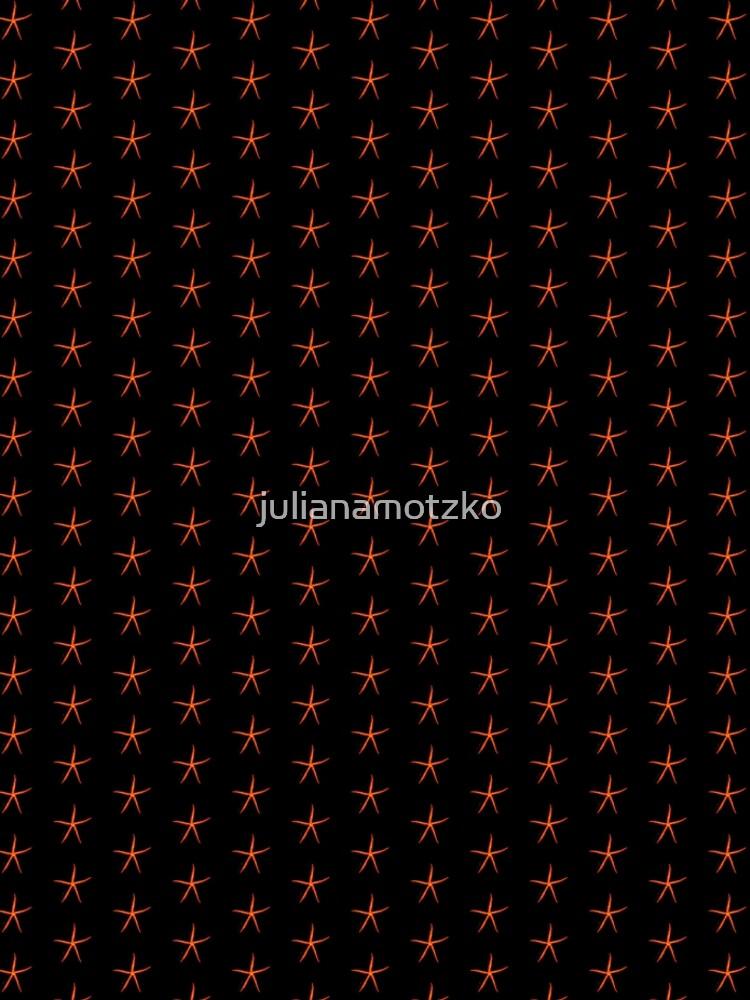 Velvety Sea Star by julianamotzko