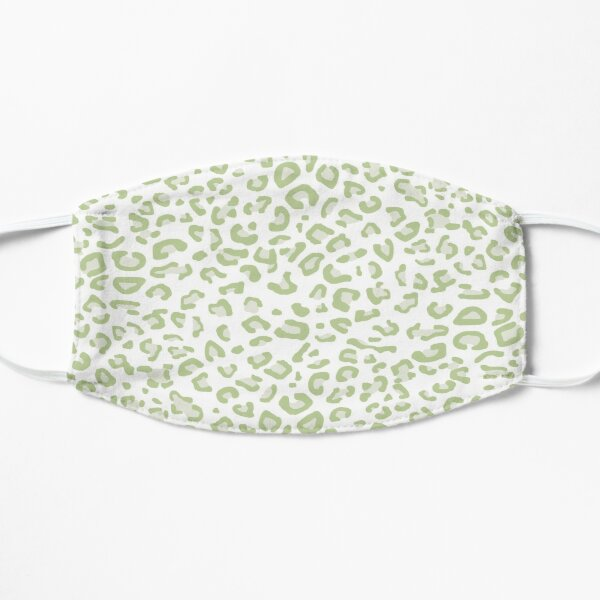 Green Cheetah Mask