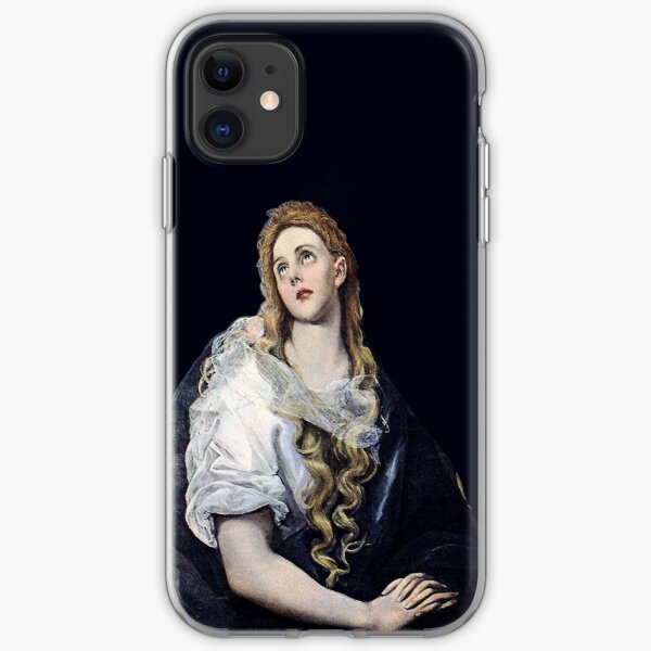Maria Magdalena iPhone Soft Case