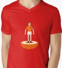 Subbuteo Cruyff Men's V-Neck T-Shirt