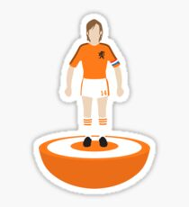 Subbuteo Cruyff Sticker