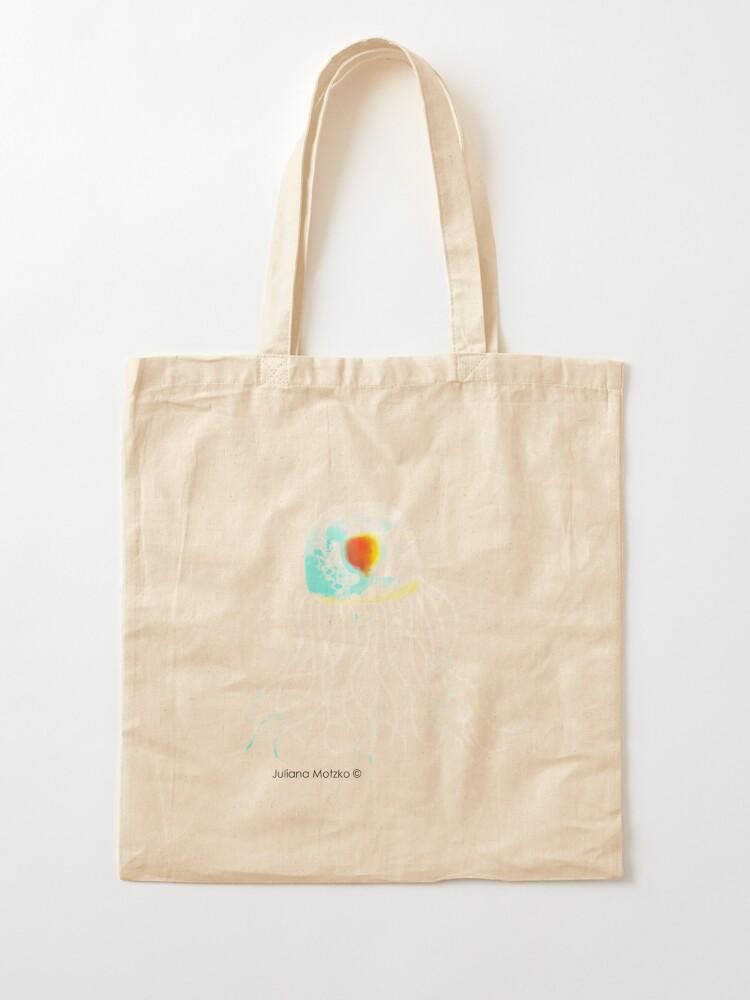 Alternate view of Immortal Jellyfish Tote Bag