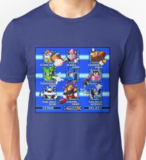 Megaman 9 Bosses T-Shirt