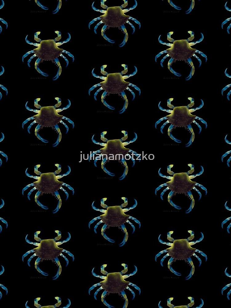 Blue Crab by julianamotzko