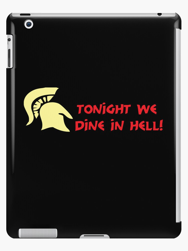 Tonight We Dine In Hell by babydollchic