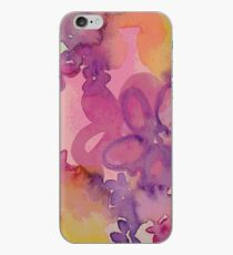 Dissolved Flowers iPhone Case
