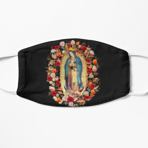 Our Lady of Guadalupe Mexican Virgin Mary Mexico Catholic Saint Mask