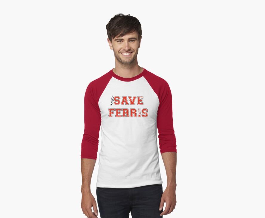 Save Ferris (red) by 24hoursayear