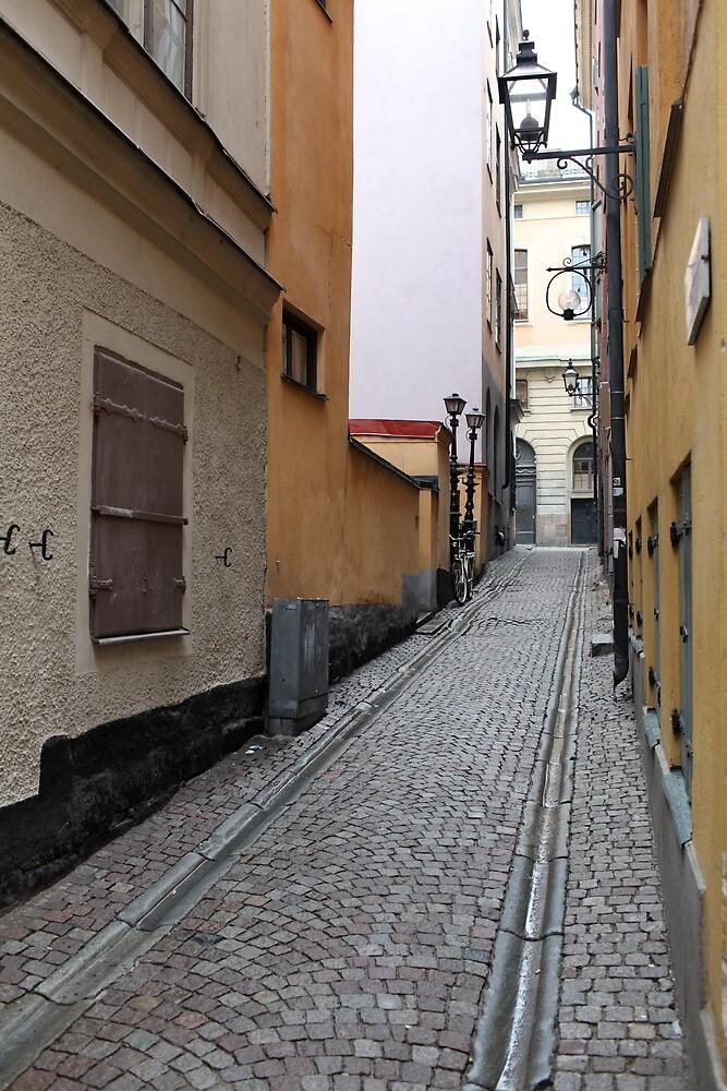 Stockholm old town by mrivserg