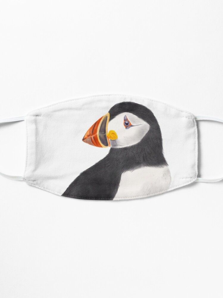 Alternate view of Puffin Mask