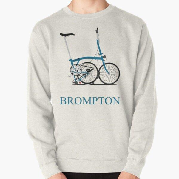 Brompton Folding Bike Pullover Sweatshirt