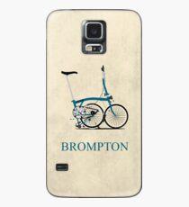 Brompton Folding Bike Case/Skin for Samsung Galaxy
