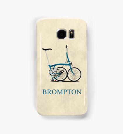 Brompton Folding Bike Samsung Galaxy Case/Skin