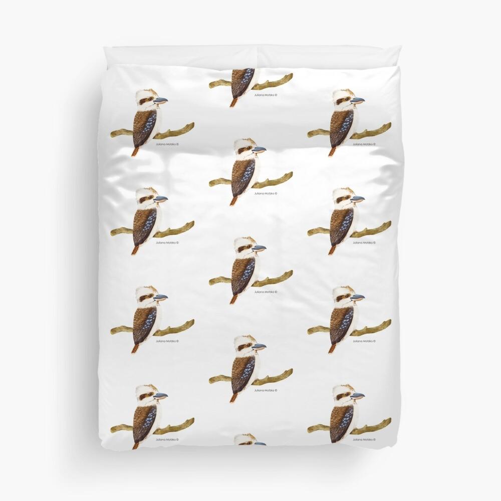 Kookaburra Bird Duvet Cover