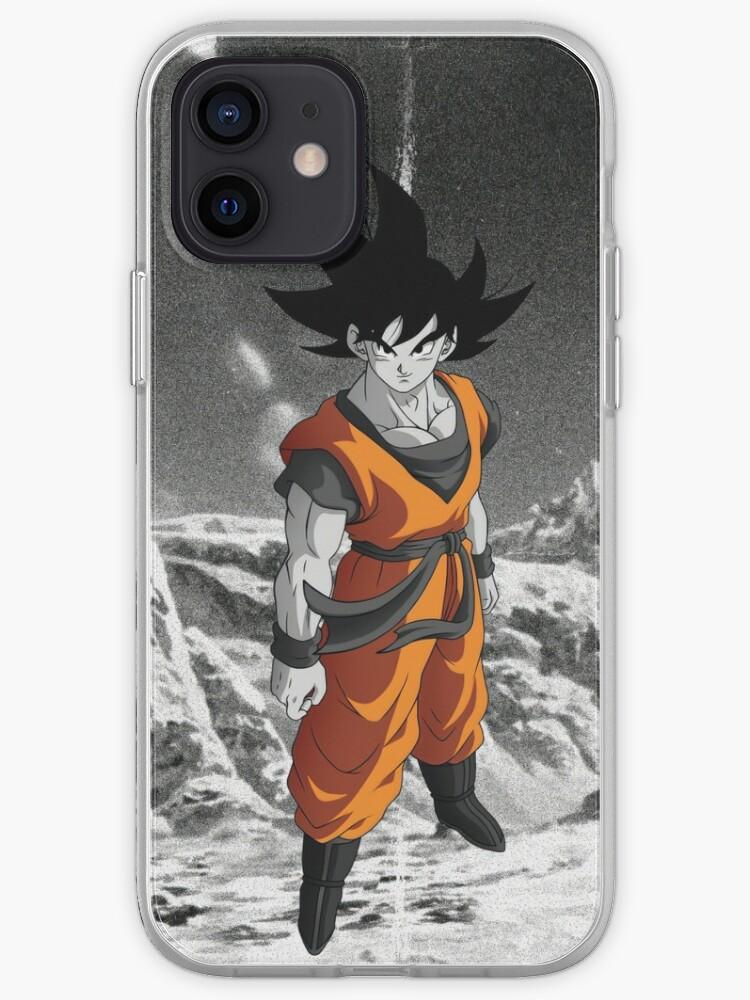 DBS Son Goku Modifier   Coque iPhone