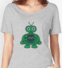 Mini Robot Women's Relaxed Fit T-Shirt
