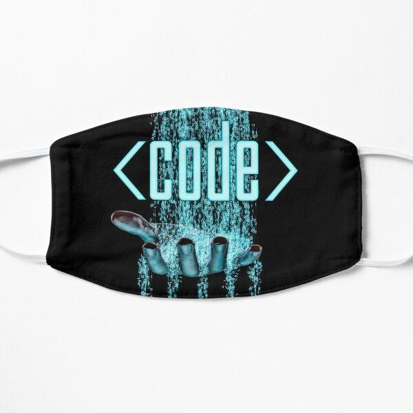 Code Flat Mask