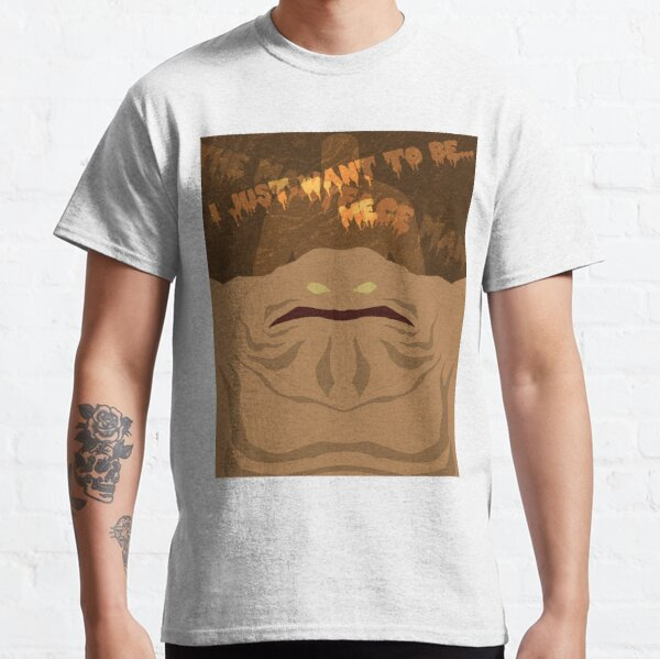 Clayface T-shirt classique