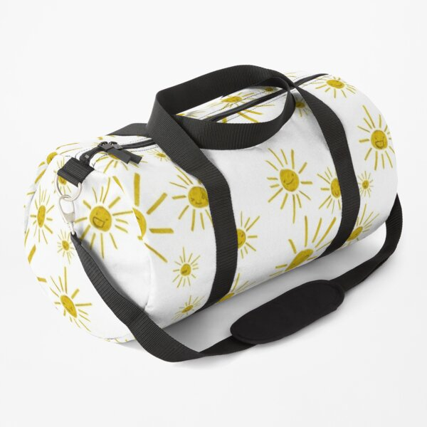 Smiling Suns Duffle Bag