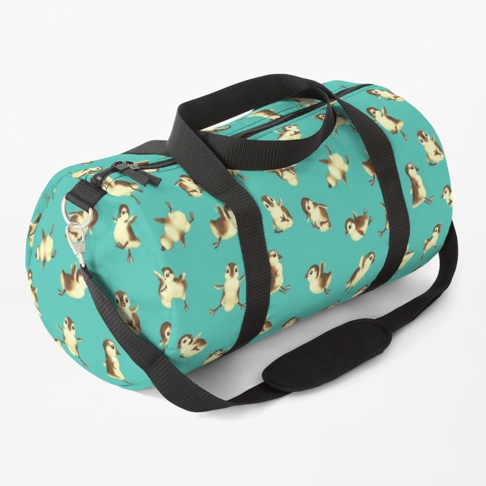 Airborne Baby Ducks Duffle Bag