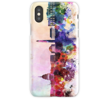 how to print pictures from iphone quot washington dc skyline in watercolor background quot scarves 2909