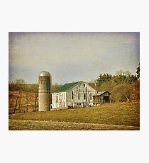 Beautiful Barn Photographic Print