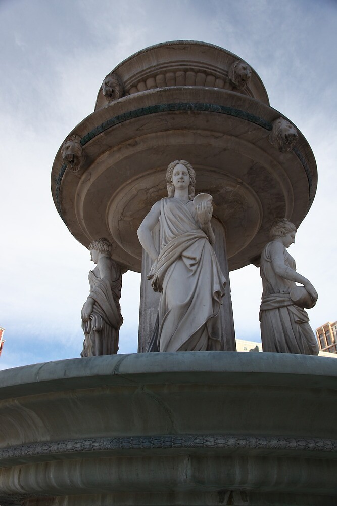 A Venice Fountain in Vegas by v-something