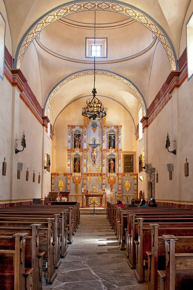 Mission San Jose by TeresaB
