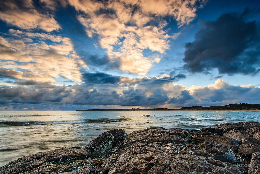 Cloud Beams by fotosic