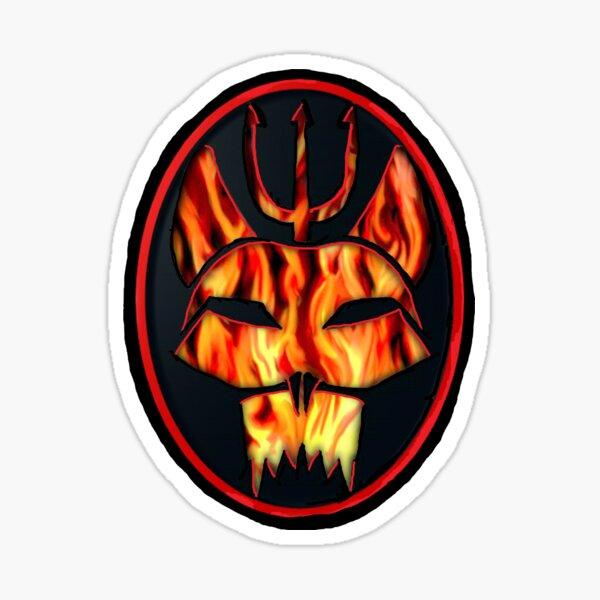 Siegelteam BRAVO FIRED UP Sticker