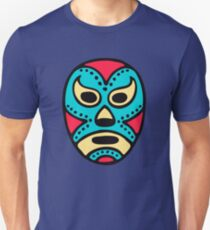 Mexican Wrestling Mask - Lucha Libre Unisex T-Shirt