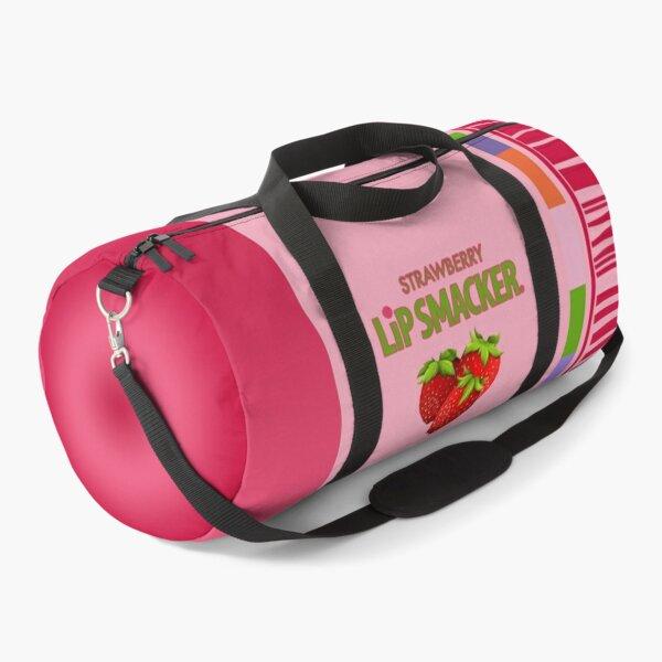 Strawberry Lip Smacker  Duffle Bag