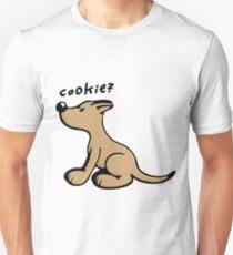 Dog wants a Cookie Unisex T-Shirt