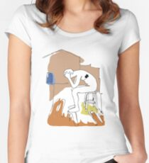 Biffy Clyro - Puzzle Women's Fitted Scoop T-Shirt