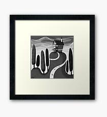 Cottage Framed Print