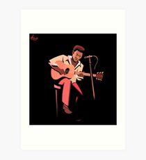 Bill Withers Art Print