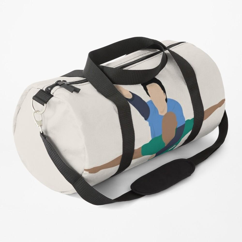 Scrubs Eagle Duffle Bag