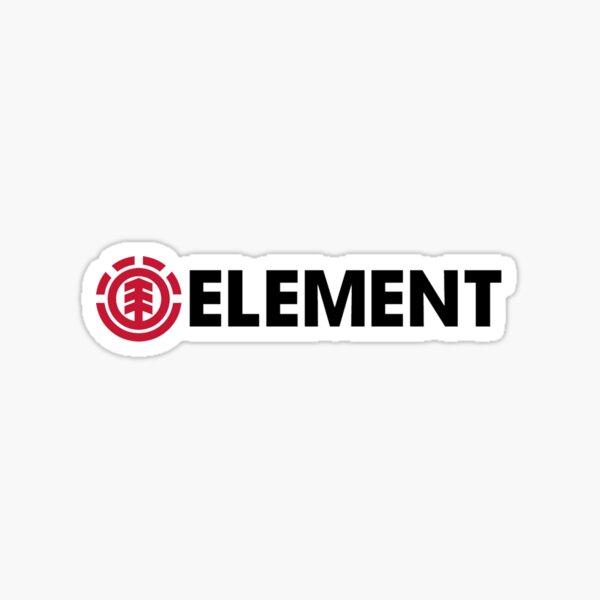Element Logo Sticker