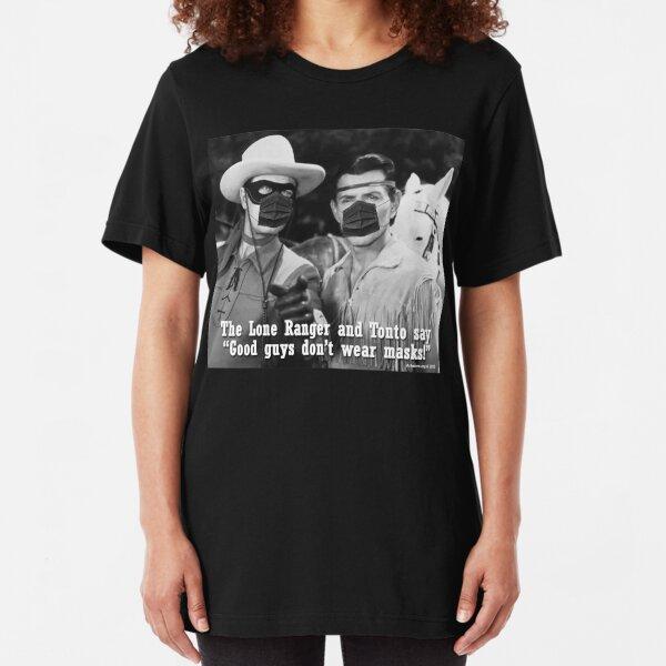 Lone Rangers Slim Fit T-Shirt