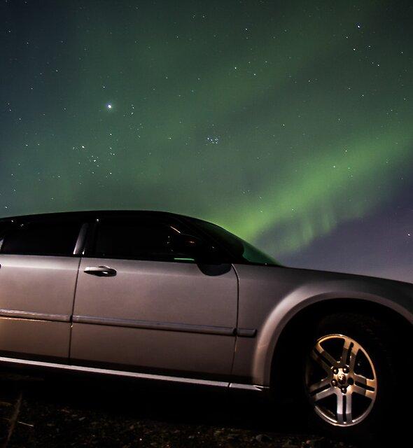 Aurora and Magnum by SiggiH