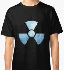 Radiation warning symbol Classic T-Shirt