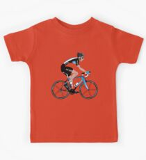 Bradley Wiggins Team Sky Kids Tee