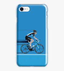 Bradley Wiggins Team Sky iPhone Case/Skin