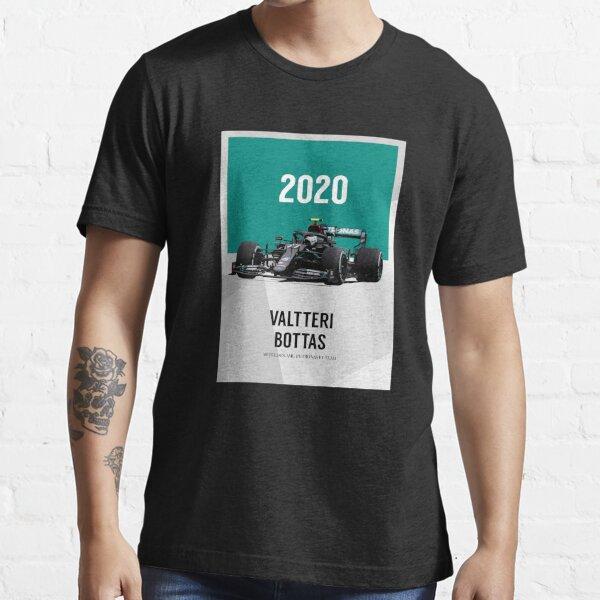 Valtteri Bottas F1 2020 Poster Essential T-Shirt
