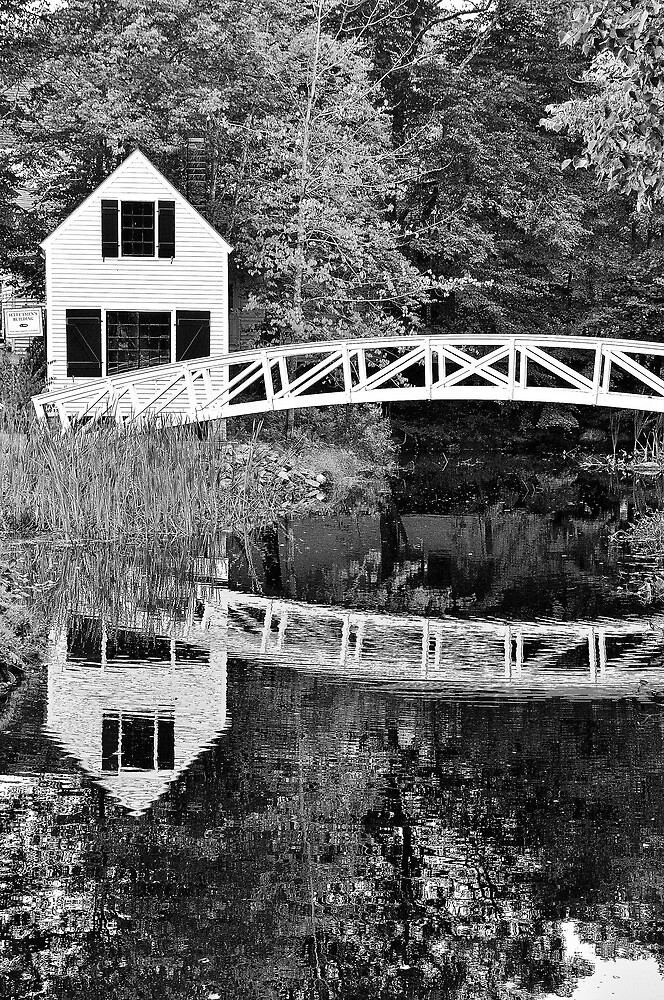 Somesville, Maine by fauselr