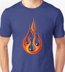 Flame Drop Unisex T-Shirt
