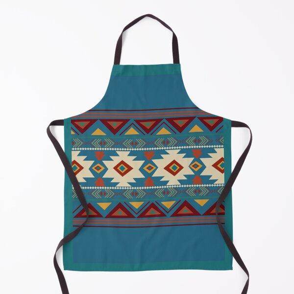 Southwestern Native AMerican Pattern Apron