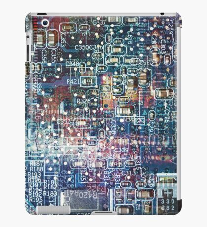 Circuitry iPad Case/Skin