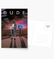 DUDE/DUNE Postcards